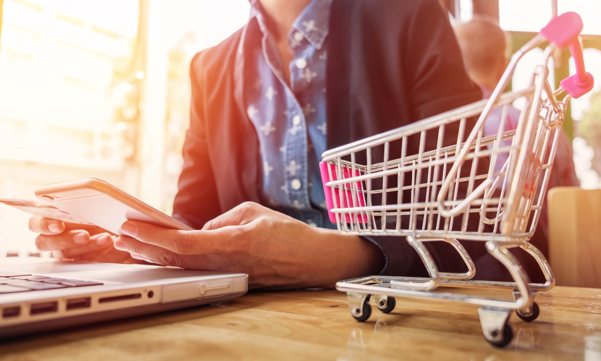 Продажи онлайн картинки