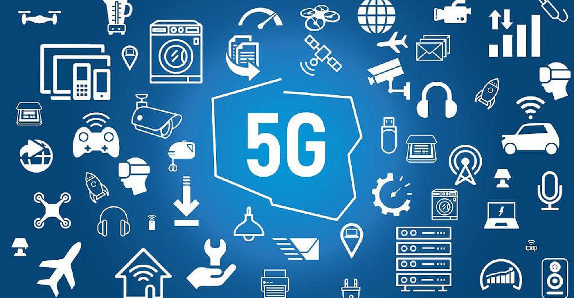 5G ile ilgili görsel sonucu