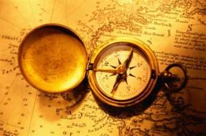 compass_on_a_nautical_chart